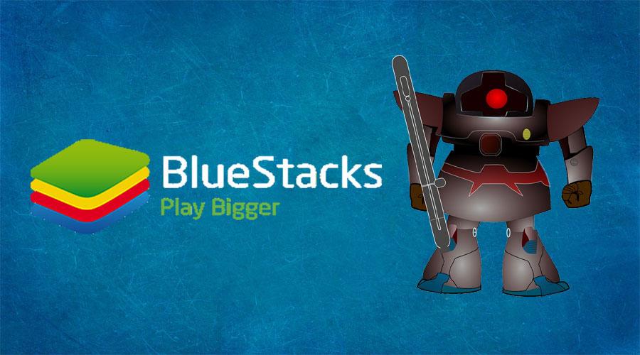 BleuStacks App Player