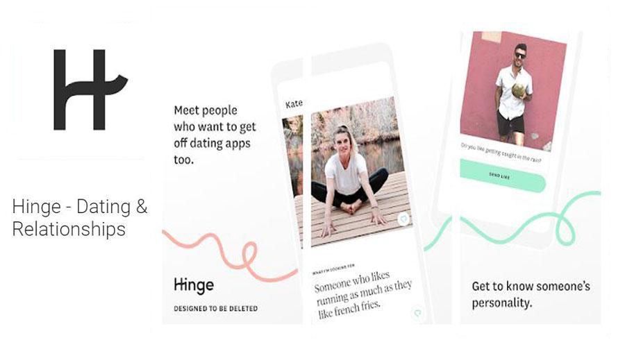 Hinge dating &relationships app