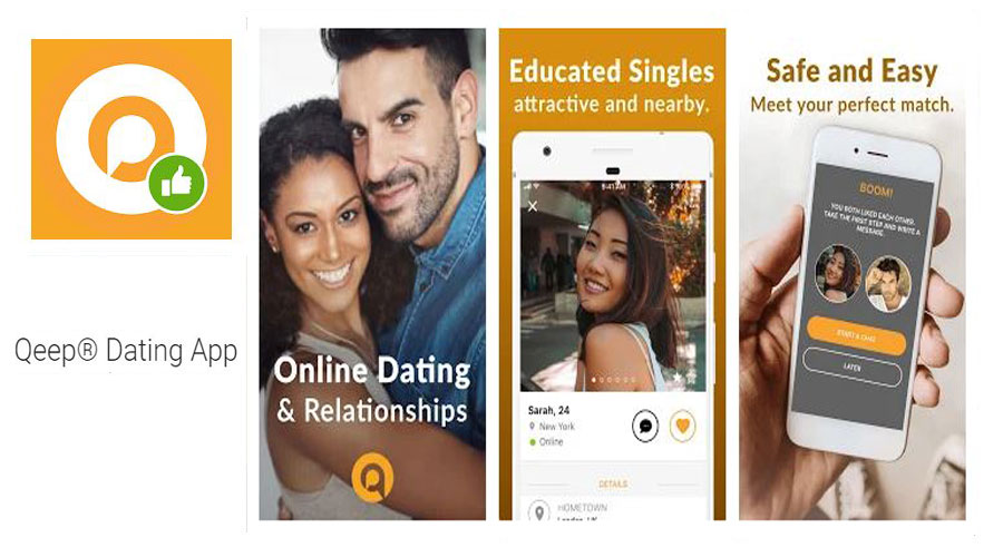 Qeep Dating app