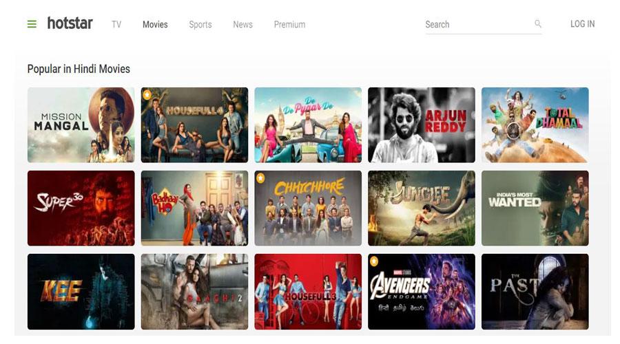 hotstar hindi movies online
