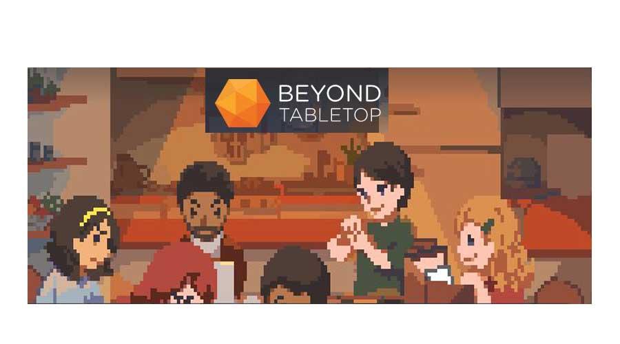 beyond tabletop roll20 alternatives