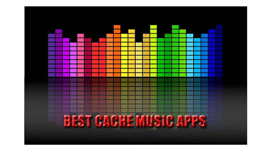 cache music apps