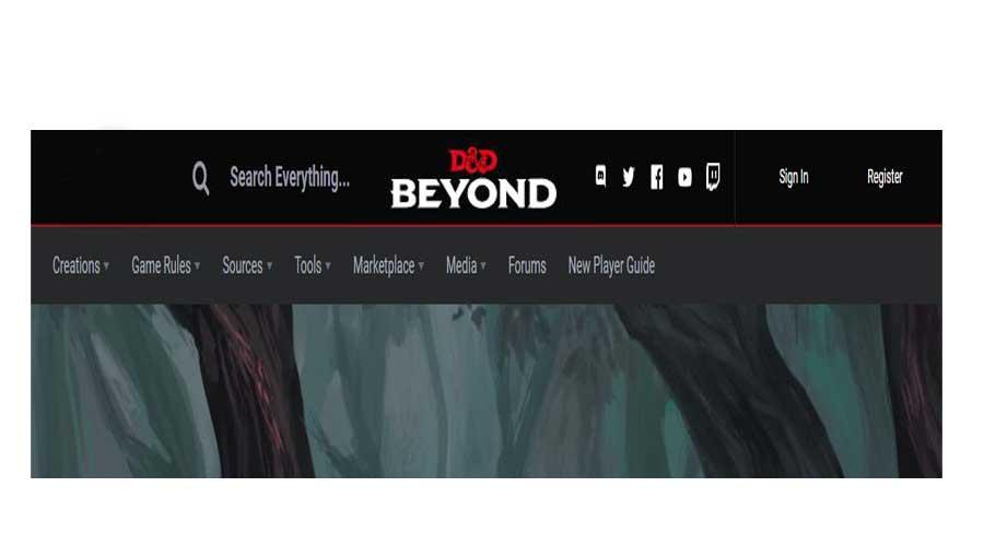 D&D Beyond roll20 alternatives