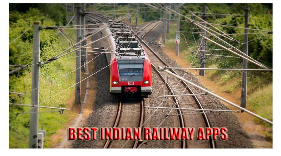 best railway apps