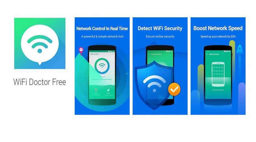 wifi doctor booster app