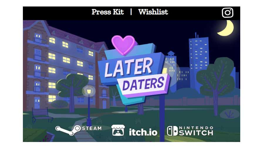 Later daters cheap switch games