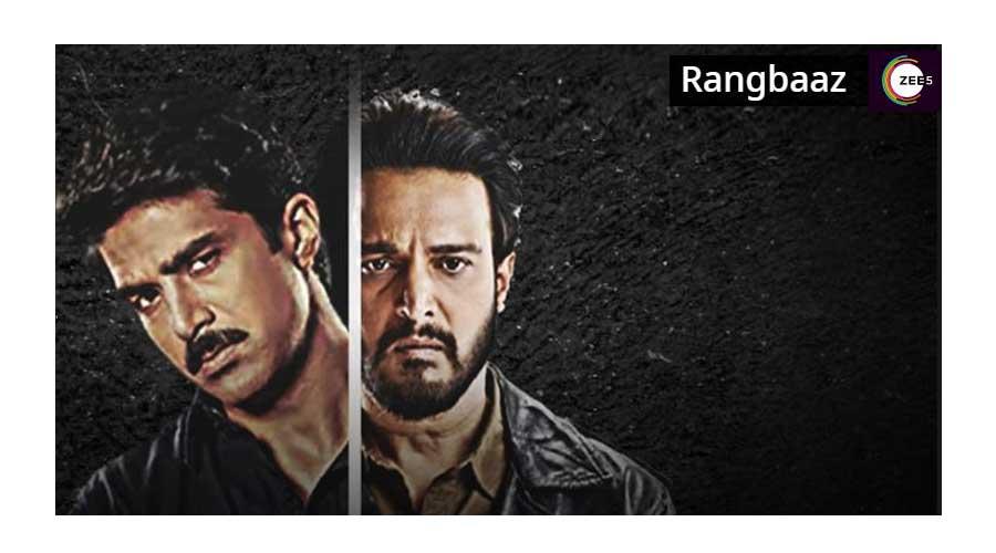 Rangbaaz indian web series