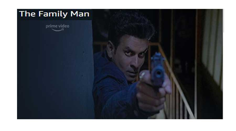 The family man  best indian web series