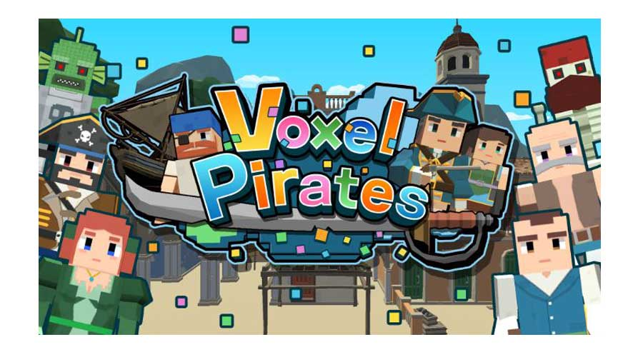 Voxel pirates  cheap switch games