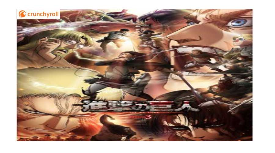 attack on titian dubbed anime