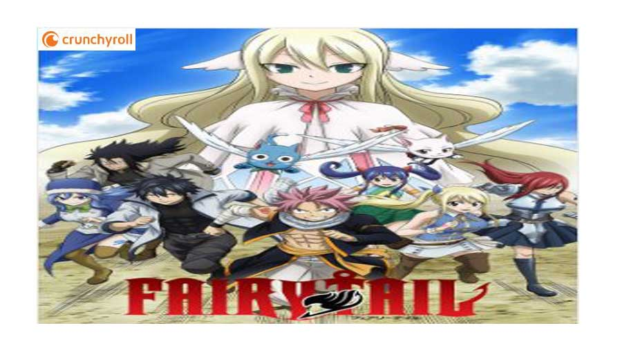 fairy tail best dubbed anime