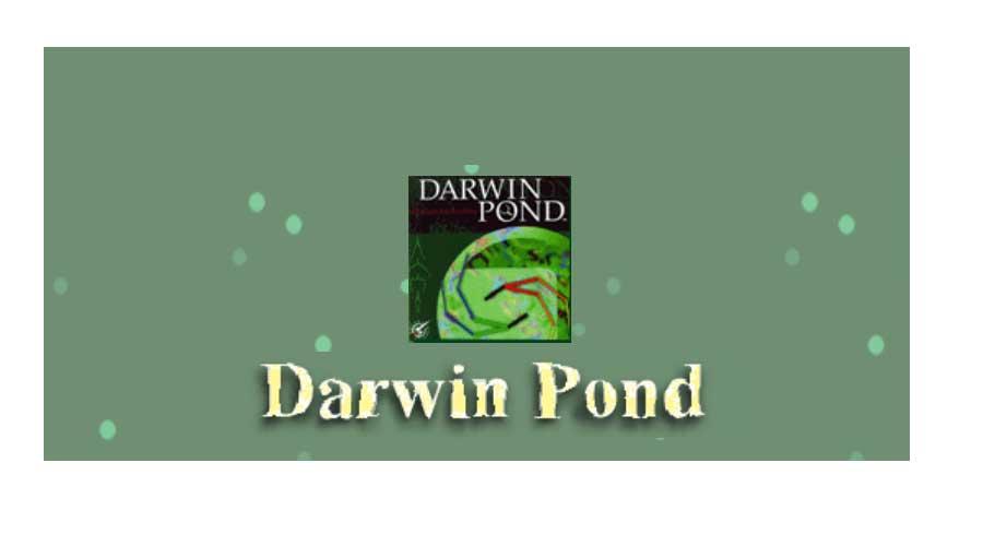 darwin pond games like spore