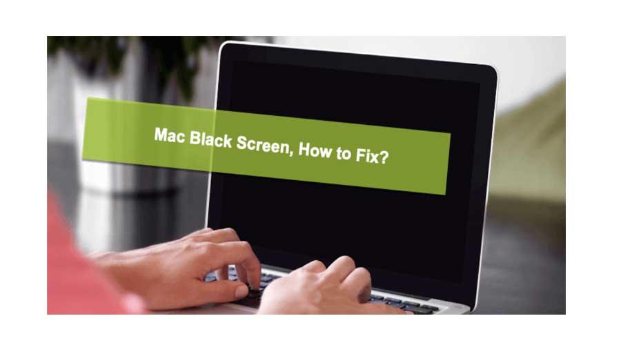 macbook bleack screen