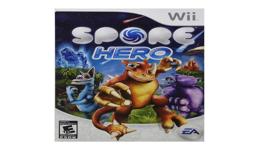 spore hero games like spore