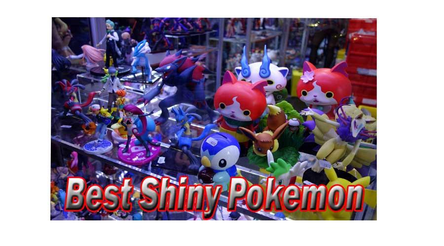 best shiny pokemon