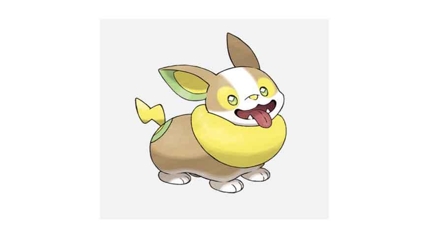 dog pokemon