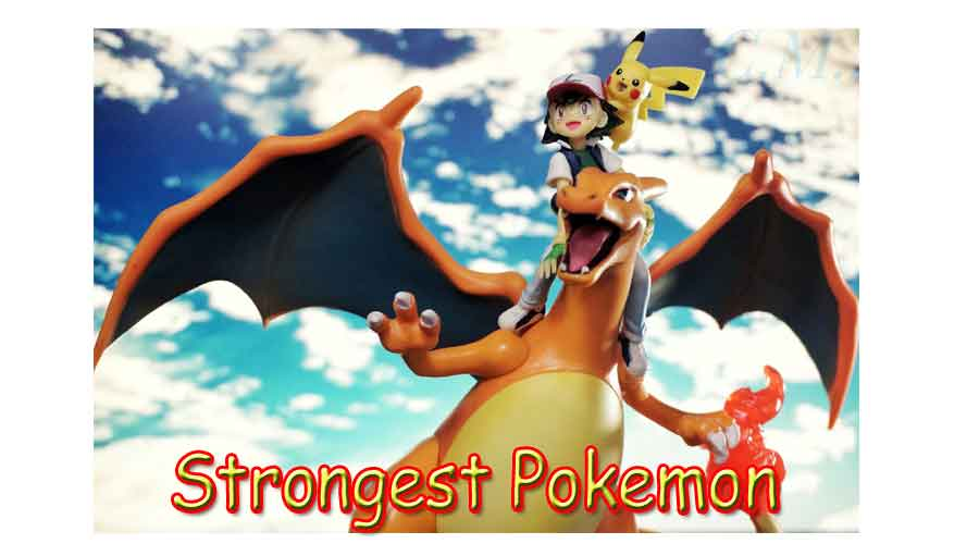 strongest pokemon