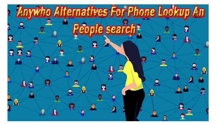 anywho alternatives